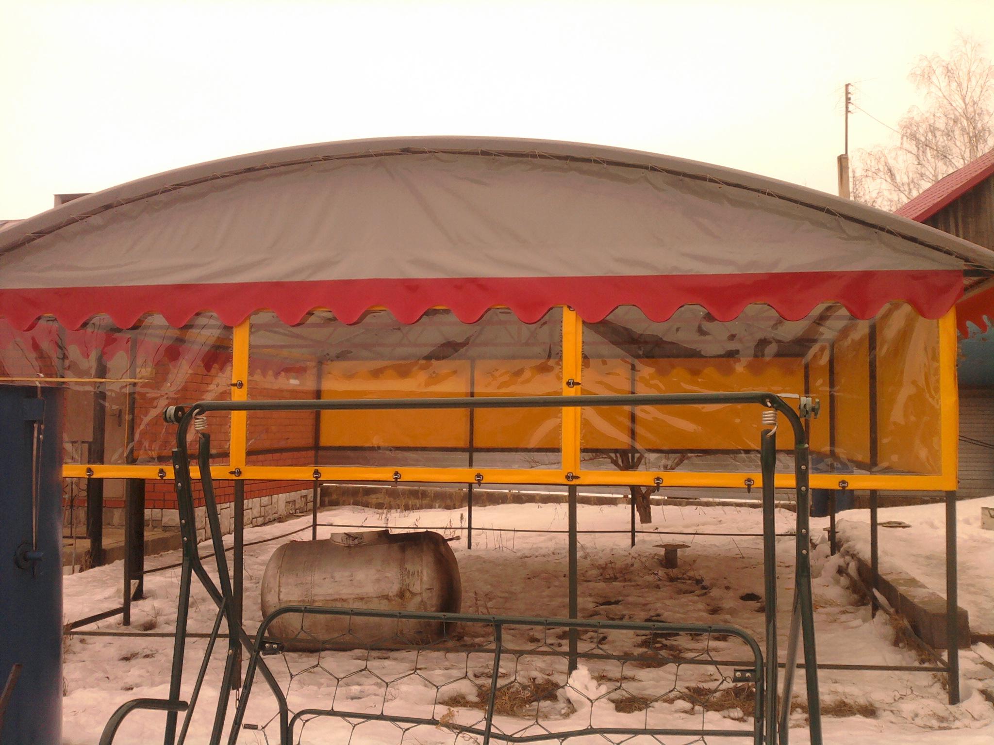 Изготовить торговую палатку или навес в Воронеже