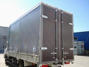 Ворота для грузовых автомобилей в Воронеже