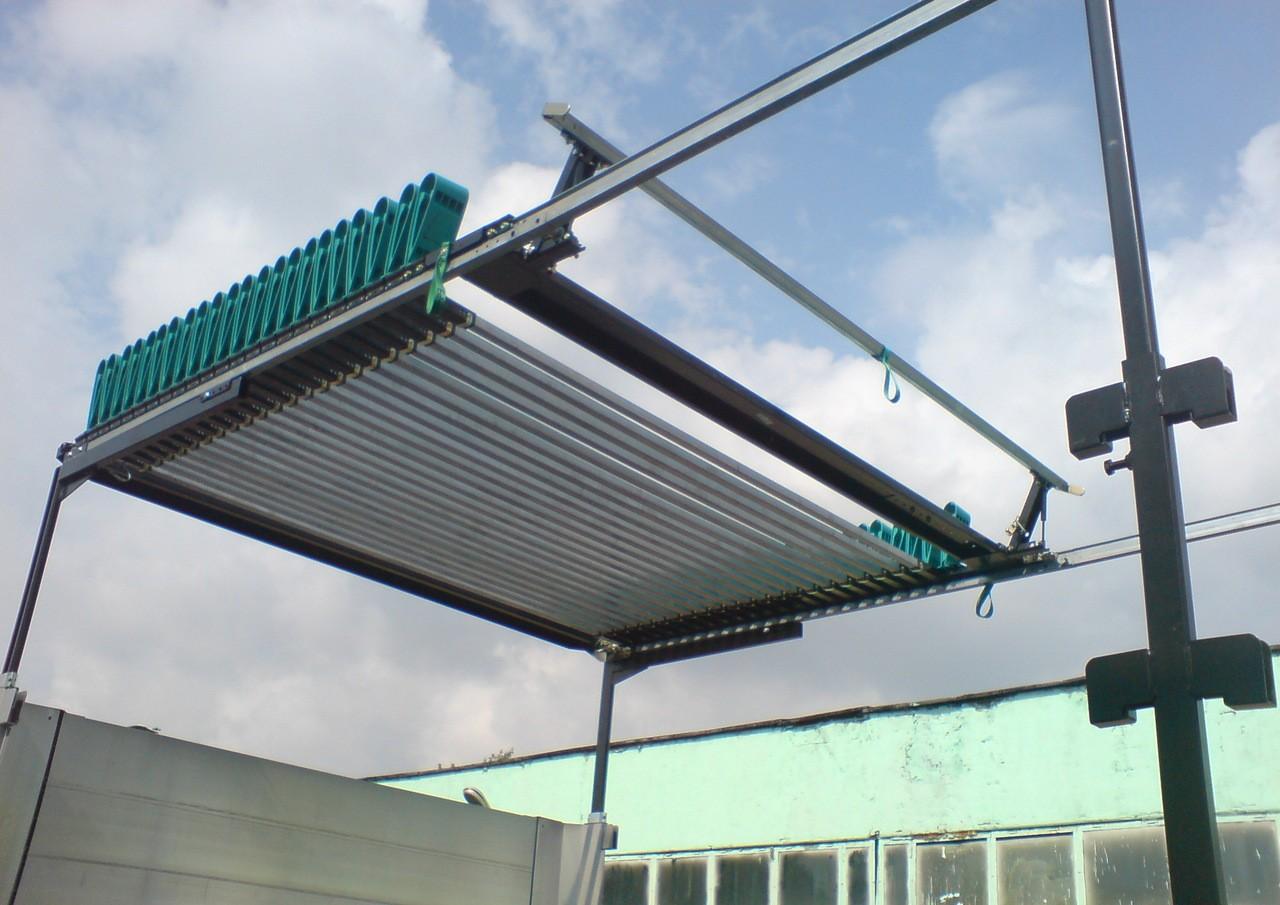 Фурнитура для сдвижных крыш в Воронеже
