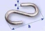 Крючок S образный