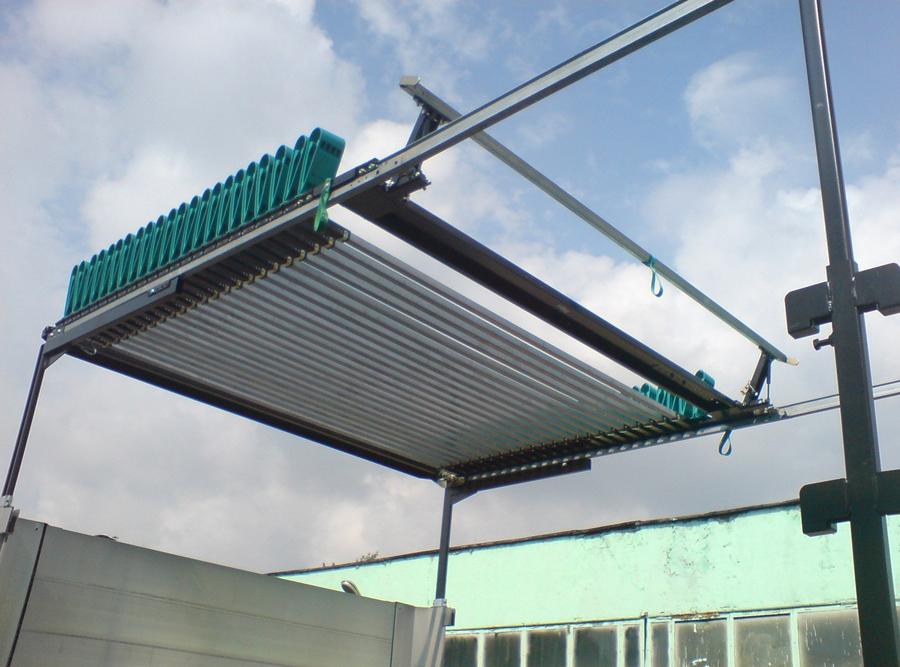 Тенты ПВХ и и фурнитура для крыш