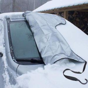 Нужно ли накрывать авто тентом зимой: за и против